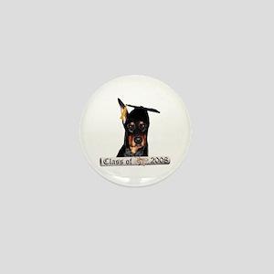 Dobie Grad 08 Mini Button