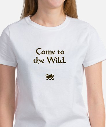 Come to the Wild Women's T-Shirt