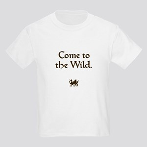 Come to the Wild Kids Light T-Shirt