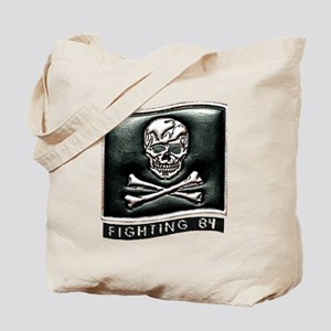VF 84 Jolly Rogers Tote Bag