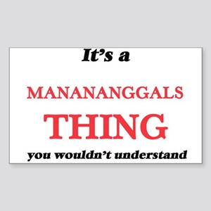 It's a Manananggals thing, you wouldn& Sticker