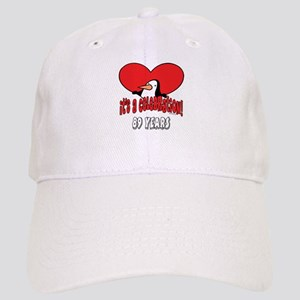 89th Celebration Cap