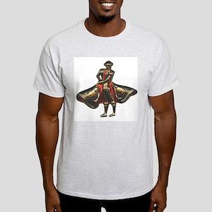 Red Matador Ash Grey T-Shirt