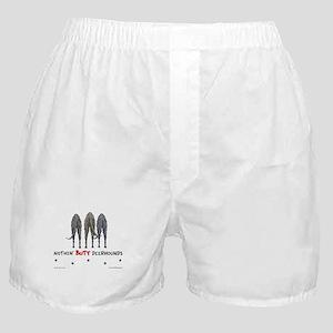 Nothin' Butt Deerhounds Boxer Shorts