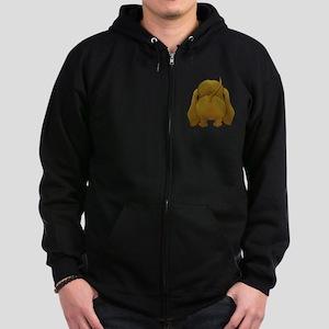 DoxieShirtBack Sweatshirt