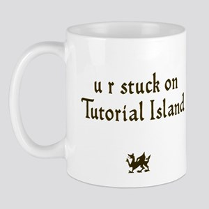 U R stuck on Tutorial Island Mug