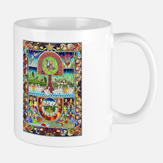 12 Days of Christmas Mug