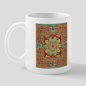 Carpet Page Mug