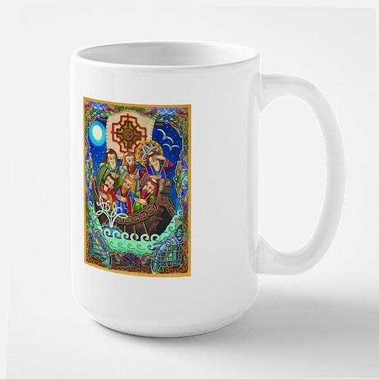 St. Brendan Large Mug