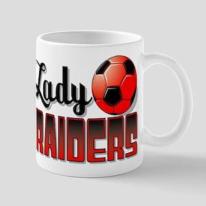 Lady Raiders Soccer Mug