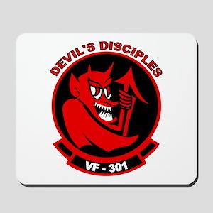 VF 301 Devil's Disciples Mousepad