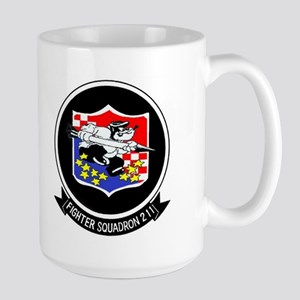 VF 211 Checkmaters Large Mug
