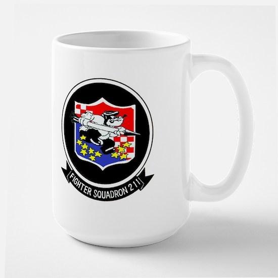 VF 211 Checkmaters Large Mug