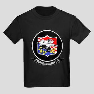 VF 211 Checkmaters Kids Dark T-Shirt