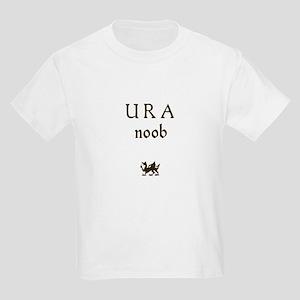 U R A noob Kids Light T-Shirt