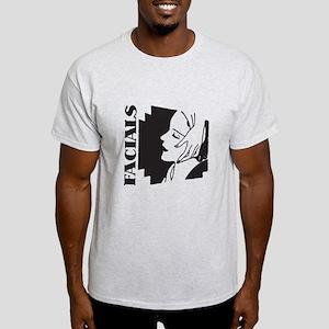 Retro Facials Light T-Shirt