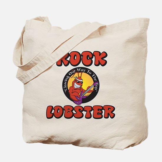 Rock Lobster Tote Bag