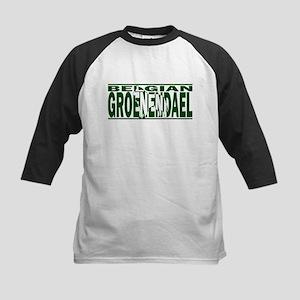 Hidden Groenendael Kids Baseball Jersey