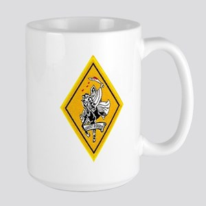VF 142 Ghost Riders Large Mug
