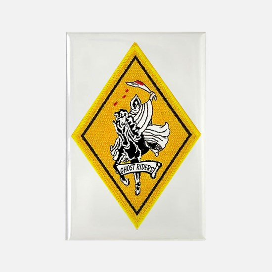 VF 142 Ghost Riders Rectangle Magnet