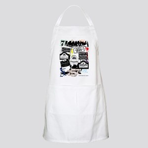 7 Cities BBQ Apron