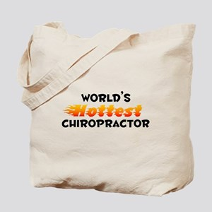World's Hottest Chiro.. (B) Tote Bag