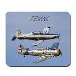 T-6 Texan Mousepad