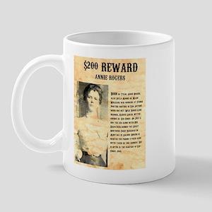 Annie Rogers $ Reward Mug