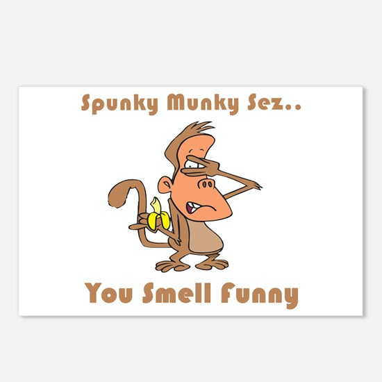 You Smell Funny Postcards (Package of 8)