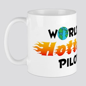 World's Hottest Pilot (C) Mug