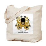 Ninja Octopus Tote Bag