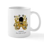 Ninja Octopus Mug
