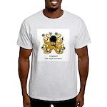 Ninja Octopus Light T-Shirt