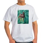 arabian horse T-Shirt[ash grey]