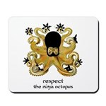 Ninja Octopus Mousepad