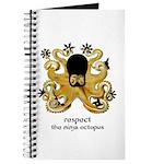 Ninja Octopus Journal