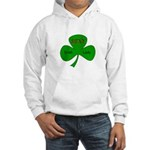 Sexy Irish Lady Hooded Sweatshirt
