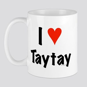 I love TayTay Mug