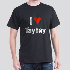 I love TayTay Dark T-Shirt