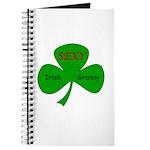 Sexy Irish Granny Journal