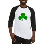 Sexy Irish Granny Baseball Jersey