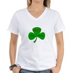 Sexy Irish Granny Women's V-Neck T-Shirt