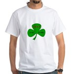 Sexy Irish Granny White T-Shirt