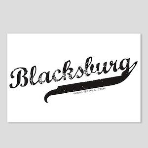 Blacksburg Postcards (Package of 8)