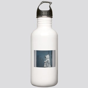 Westie Stainless Water Bottle 1.0L