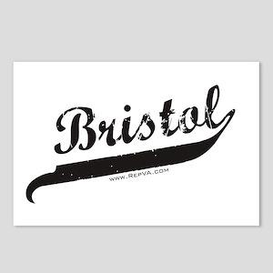 Bristol Postcards (Package of 8)