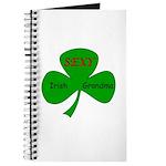Sexy Irish Grandma Journal