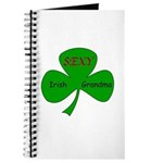 Sexy Irish Grandma Journal