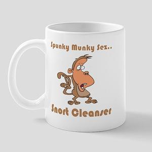 Snort Cleanser Mug