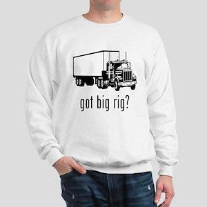 Big Rig 1 Sweatshirt
